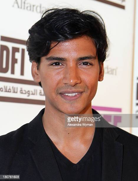 Actor Jan Uddin attends Closing Night Ceremony during day 5 of the 2011 Doha Tribeca Film Festival at KOAT on October 29 2011 in Doha Qatar