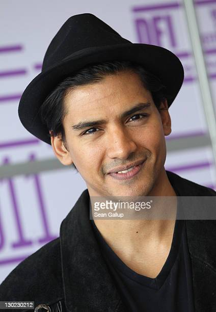 Actor Jan Uddin attends the Black Gold photocall at the Press Centre during day 1 of the 2011 Doha Tribeca Film Festival on October 25 2011 in Doha...