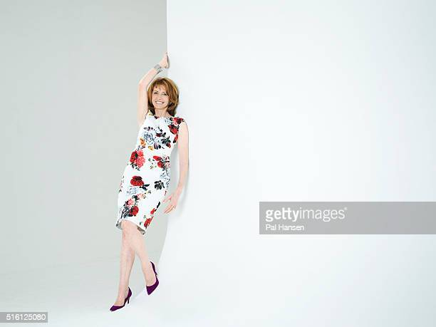 Actor Jane Asher is photographed for Saga magazine on June 2 2015 in London England