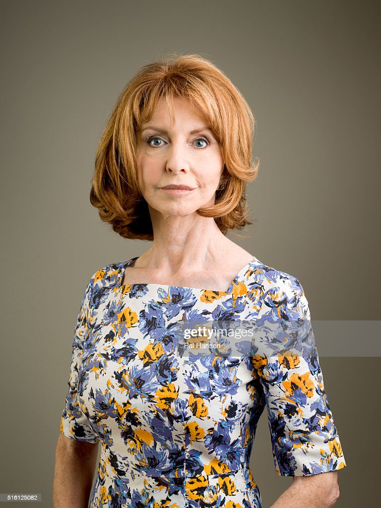 Actor Jane Asher is photographed for Saga magazine on June 2, 2015 in London, England.