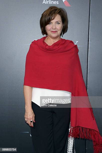 """Actor Jane Gabbert attends The New York Premiere of Warner Bros. Pictures' and Village Roadshow Pictures' """"Sully"""" at Alice Tully Hall at Lincoln..."""