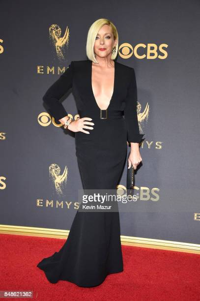 Actor Jane Krakowski attends the 69th Annual Primetime Emmy Awards at Microsoft Theater on September 17 2017 in Los Angeles California