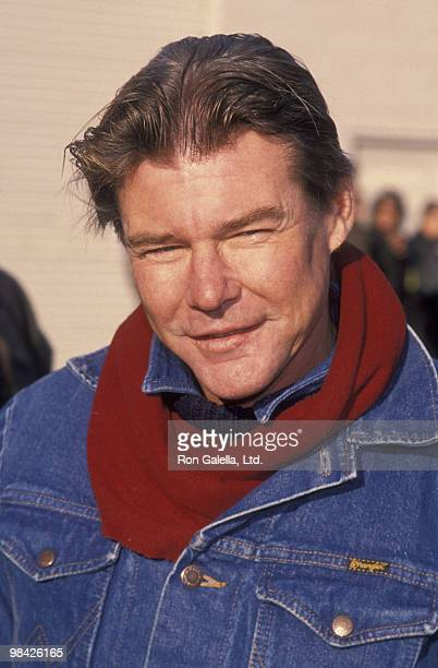 Actor JanMichael Vincent attends 11th Annual Love Ride Benefit for Muscluar Dystrophy on November 13 1994 at HarleyDavidson of Glendalde California