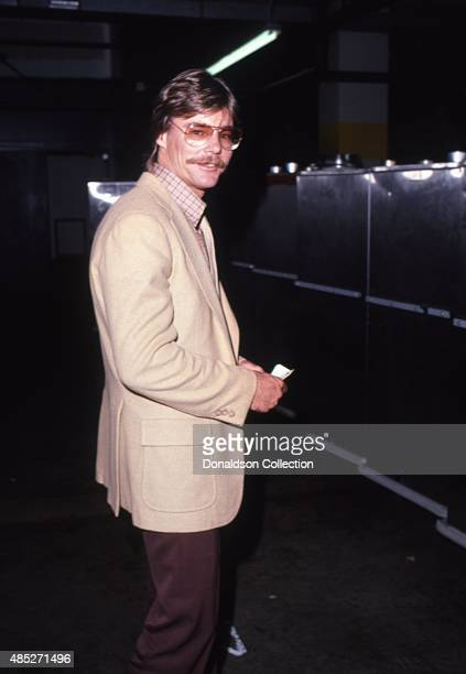 Actor JanMichael Vincent attends an event in in November 1979 in Los Angeles California