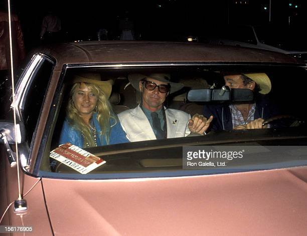 Actor JanMichael Vincent attends Golden Boot Awards on July 28 1990 at the Century Plaza Hotel in Century City California