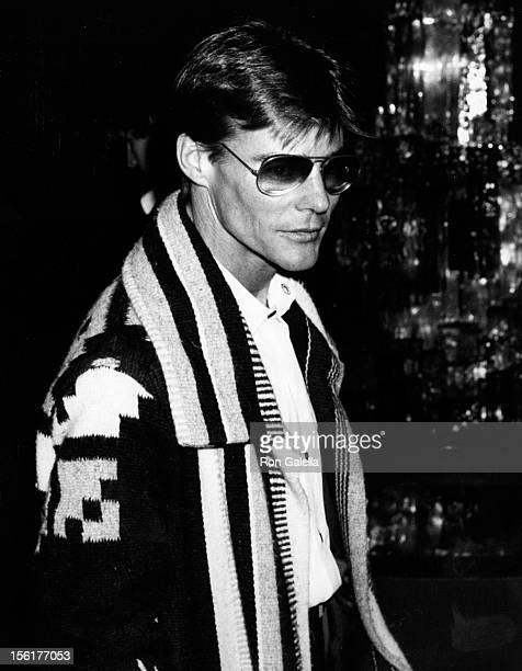 Actor JanMichael Vincent attends the opening of 'Beatlemania' on January 18 1978 at the Shubert Theater in Century City California