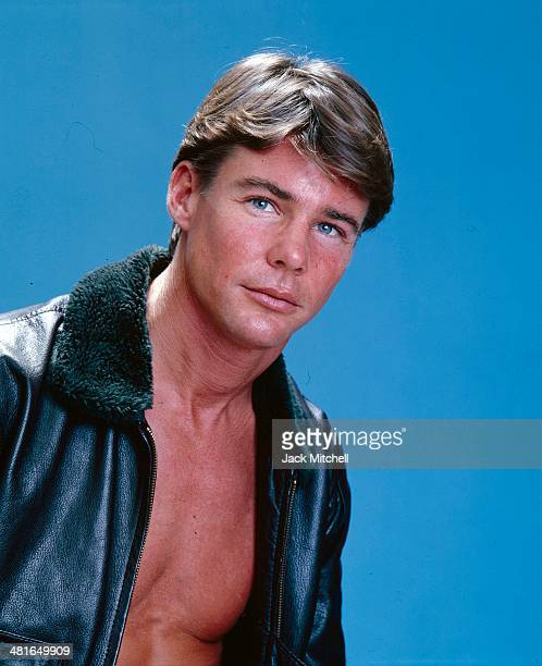 Actor JanMichael Vincent photographed in 1978 the year he starred in John Milius's surfing epic Big Wednesday