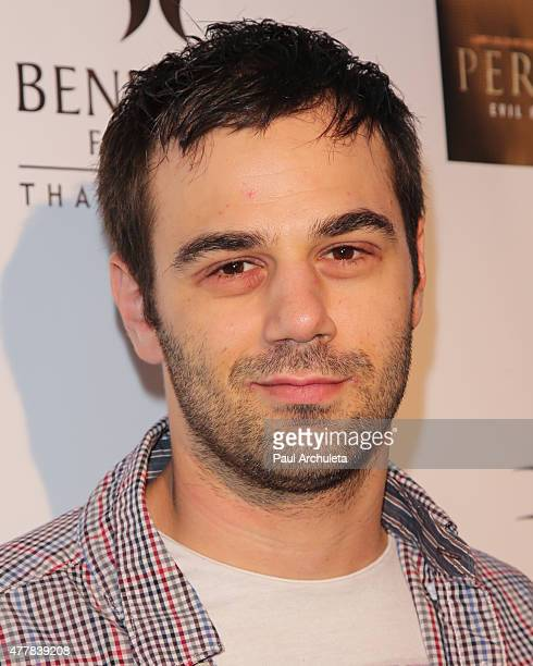 Actor Jared Cohn attends the premiere 'Pernicious' at Arena Cinema Hollywood on June 19 2015 in Hollywood California
