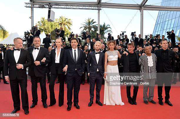 Actor Jared Harris actor Jean Reno actress Charlize Theron actor Javier Bardem actor Hopper Penn actress Adele Exarchopoulos director Sean Penn actor...