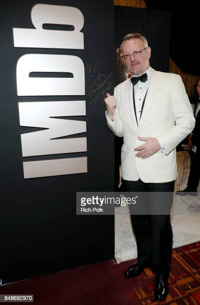 Actor Jared Harris attends IMDb LIVE After the Emmys at Microsoft Theater on September 17 2017 in Los Angeles California