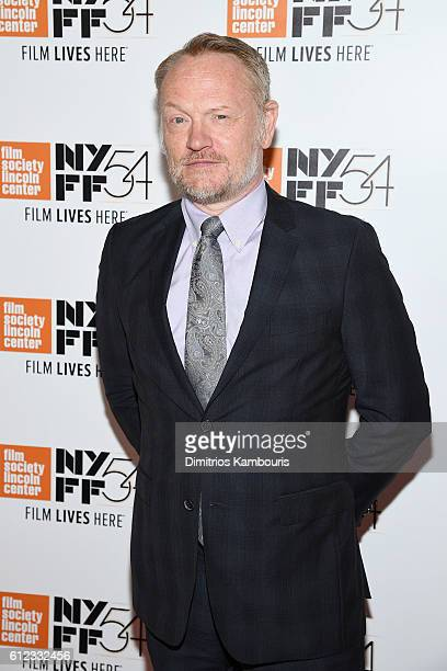 "Actor Jared Harris attends the ""Certain Women"" premiere during the 54th New York Film Festival at Alice Tully Hall, Lincoln Center on October 3, 2016..."