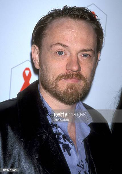 Actor Jared Harris attends the Open Your Heart Auction to Benefit Bailey House on February 11 1999 at Milk Studios in New York City New York