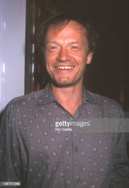 Actor Jared Harris attends the Planet Impact and Workhouse Present The 24 Hour Plays Benefit for 9/11 Victims on September 24 2001 at Minetta Lane...