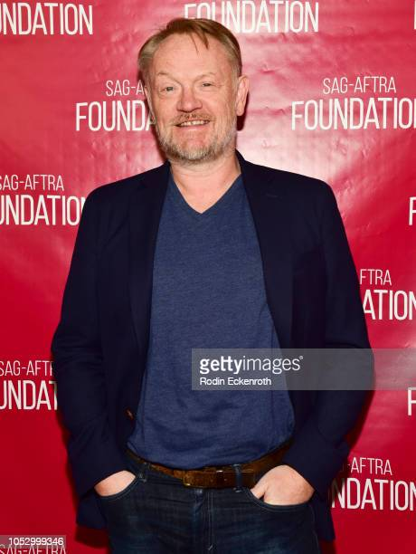 Actor Jared Harris poses for portrait at the SAGAFTRA Foundation Conversations screening of The Terror at SAGAFTRA Foundation Screening Room on...
