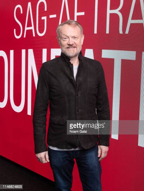 Actor Jared Harris visits SAG-AFTRA Foundation to discuss 'Chernobyl' at The Robin Williams Center on May 03, 2019 in New York City.