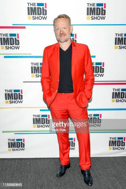Actor Jared Harris visits 'The IMDb Show' on June 10 2019 in Studio City California This episode of 'The IMDb Show' airs on June 17 2019