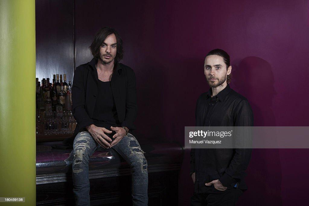 Jared & Shannon Leto, Sunday Times magazine, June 9, 2013