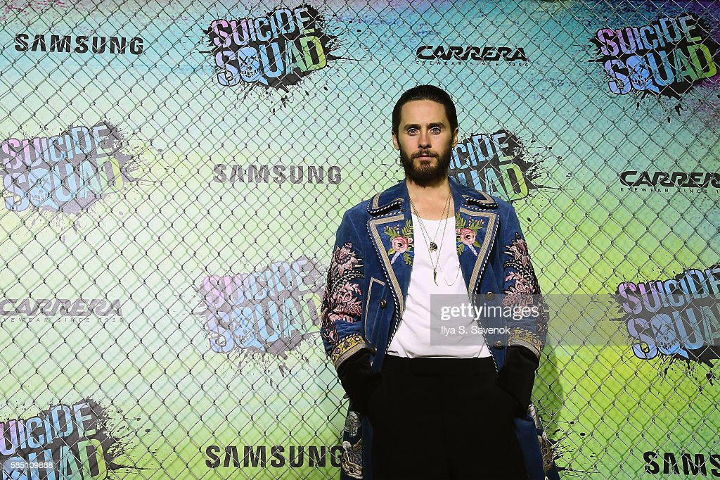 "Samsung Celebrates The Premiere Of ""Suicide Squad"""