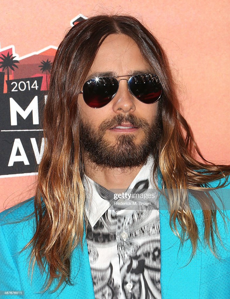 Actor Jared Leto attends the 2014 iHeartRadio Music Awards at The Shrine Auditorium on May 1, 2014 in Los Angeles, California.