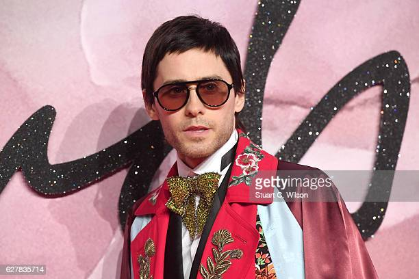 Actor Jared Leto attends The Fashion Awards 2016 on December 5 2016 in London United Kingdom