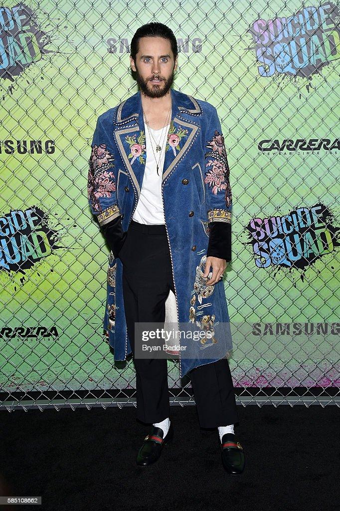 Suicide Squad Premiere In New York for Carrera