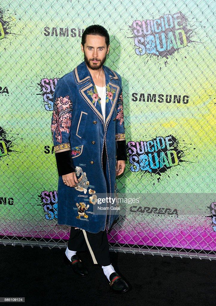 """Suicide Squad"" World Premiere - Outside Arrivals : News Photo"