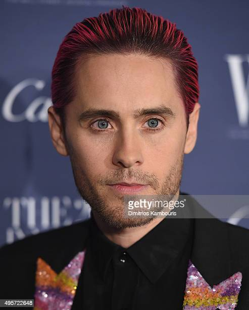 Actor Jared Leto attends the WSJ Magazine 2015 Innovator Awards at the Museum of Modern Art on November 4 2015 in New York City