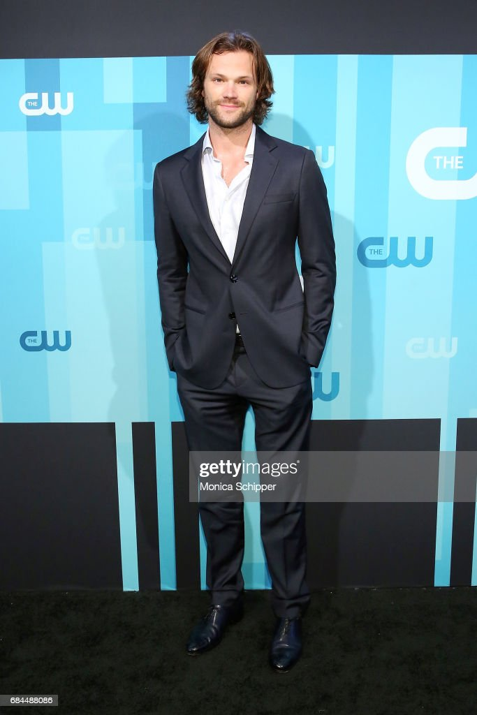 Actor Jared Padalecki attends the 2017 CW Upfront on May 18, 2017 in New York City.