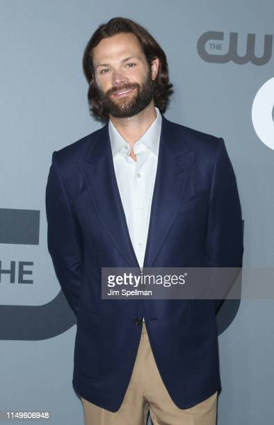 Actor Jared Padalecki attends the 2019 CW Network Upfront at New York City Center on May 16 2019 in New York City