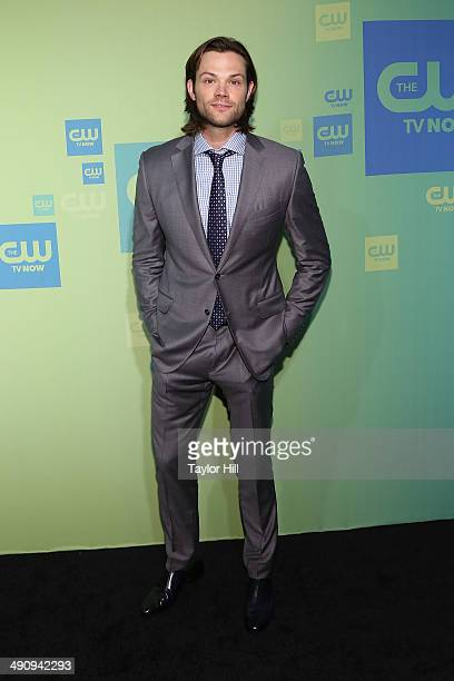 Actor Jared Padalecki attends the CW Network's New York 2014 Upfront Presentation at The London Hotel on May 15 2014 in New York City
