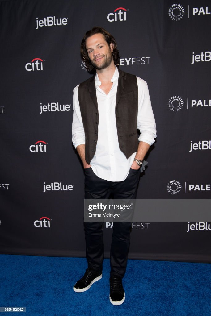 "The Paley Center For Media's 35th Annual PaleyFest Los Angeles - ""Supernatural"" - Arrivals"