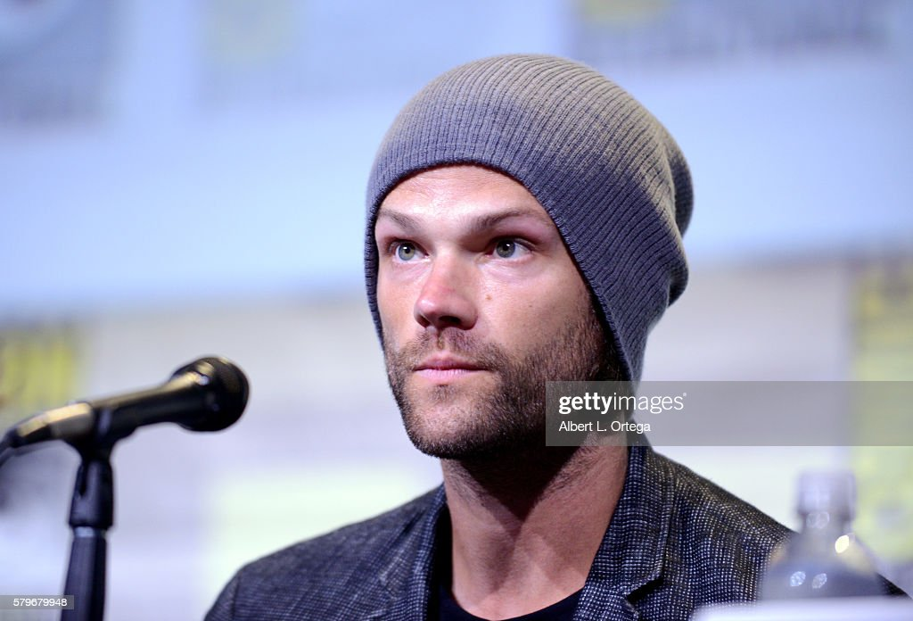 """Comic-Con International 2016 - """"Supernatural"""" Special Video Presentation And Q&A : News Photo"""