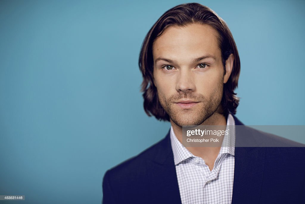 Actor Jared Padalecki poses for a portrait at CW network panel the Summer 2014 TCAs on July 18, 2014 in Beverly Hills, California.