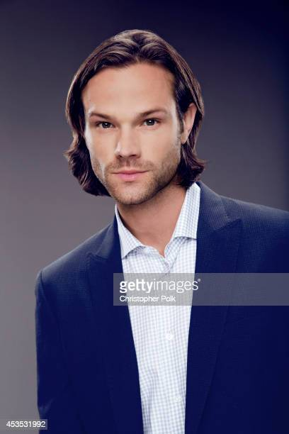 Actor Jared Padalecki poses for a portrait at CW network panel the Summer 2014 TCAs on July 18 2014 in Beverly Hills California