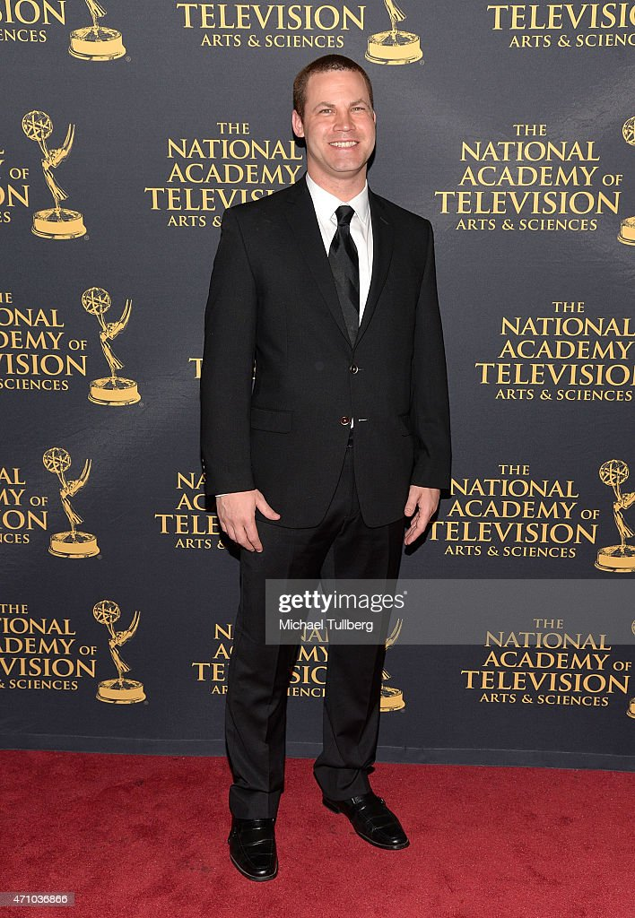 42nd Annual Daytime Creative Arts Emmy Awards - Arrivals : News Photo