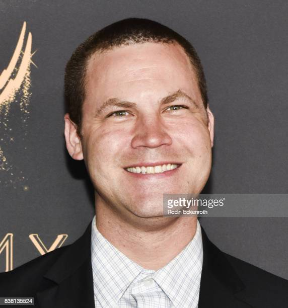 Actor Jared Safier attends the Television Academy's Cocktail Reception with Stars of Daytime Television Celebrating 69th Emmy Awards at Saban Media...