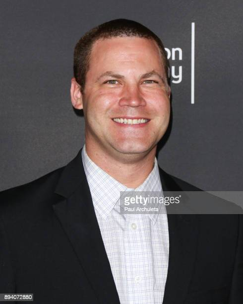 Actor Jared Safier attends the Television Academy's cocktail reception with the stars of Daytime Television celebrating The 69th Emmy Awards at Saban...
