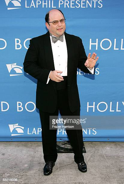 Actor Jason Alexander arrives at the Stephen Sondheim's 75th Birthday Concert And ASCAP Foundation Benefit at the Hollywood Bowl on July 8 2005 in...