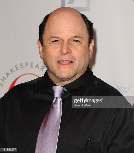 Actor Jason Alexander attends the 23rd annual Simply Shakespeare benefit reading of The Two Gentlemen of Verona at The Eli and Edythe Broad Stage on...