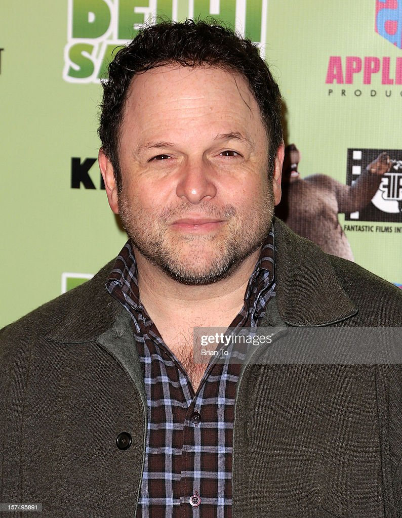 Actor Jason Alexander attends the 'Delhi Safari' Los Angeles premiere at Pacific Theatre at The Grove on December 3, 2012 in Los Angeles, California.