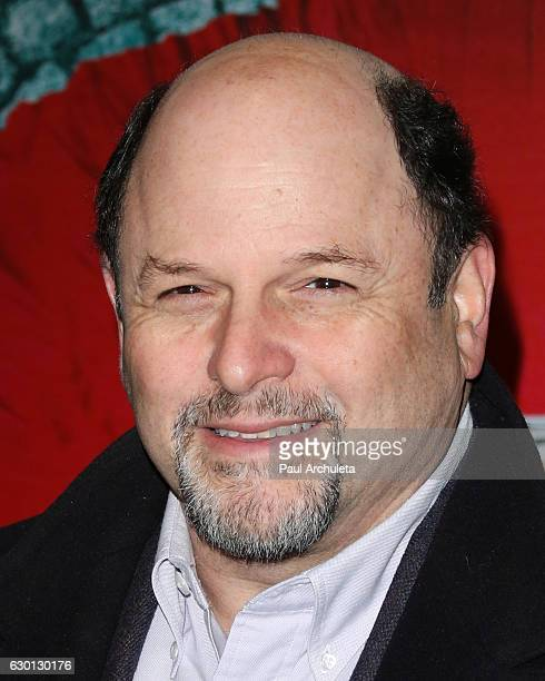 Actor Jason Alexander attends the opening night of Amelie A New Musical at Ahmanson Theatre on December 16 2016 in Los Angeles California