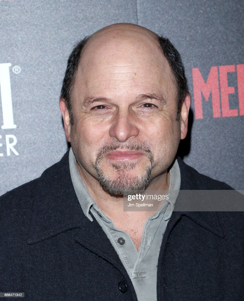 Actor Jason Alexander attends the screening of Marvel Studios' 'Thor: Ragnarok' hosted by The Cinema Society with FIJI Water, Men's Journal and Synchrony at the Whitby Hotel on October 30, 2017 in New York City.