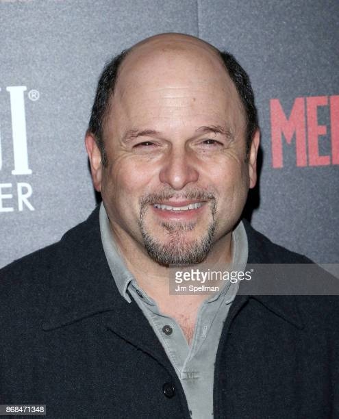 Actor Jason Alexander attends the screening of Marvel Studios' Thor Ragnarok hosted by The Cinema Society with FIJI Water Men's Journal and Synchrony...