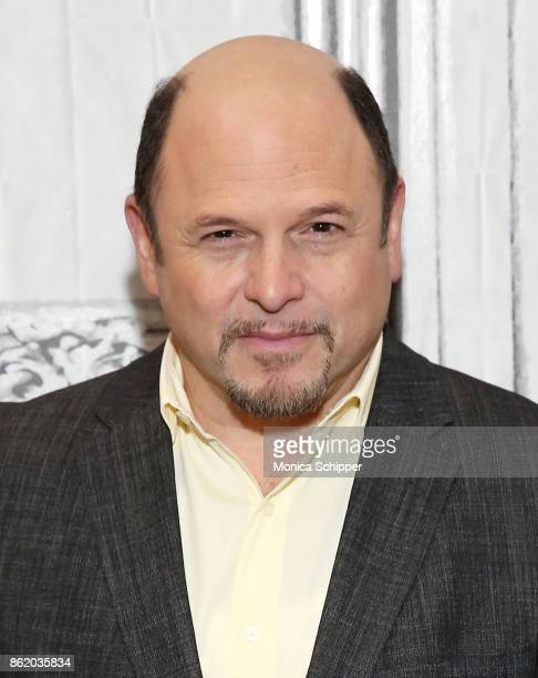 Actor Jason Alexander discusses Hit The Road at Build Studio on October 16 2017 in New York City