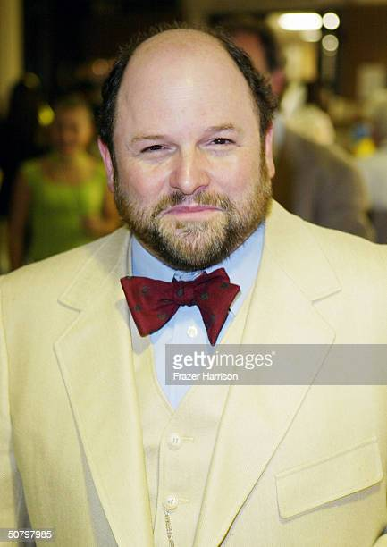 Actor Jason Alexander poses backstage at the weSparkle Night Take III Benefit at the Gindi Theatre on May 3 2004 in Bel Air California weSparkle...
