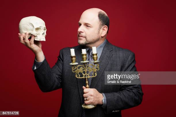 Actor Jason Alexander poses for portrait session at the 2017 Summer TCA session for Audience Network's 'Hit the Road' on July 25 2017 in Beverly...