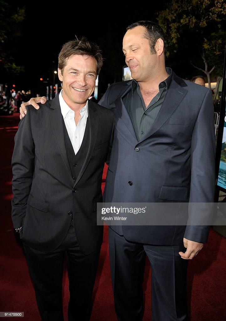 "Premiere Of Universal Pictures' ""Couples Retreat"" - Arrivals : News Photo"