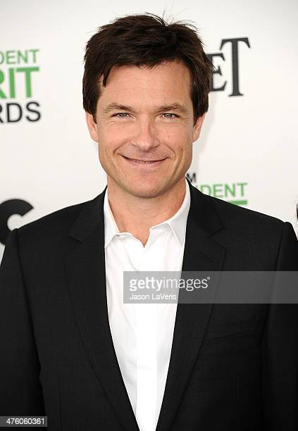 Actor Jason Bateman attends the 2014 Film Independent Spirit Awards on March 1 2014 in Santa Monica California