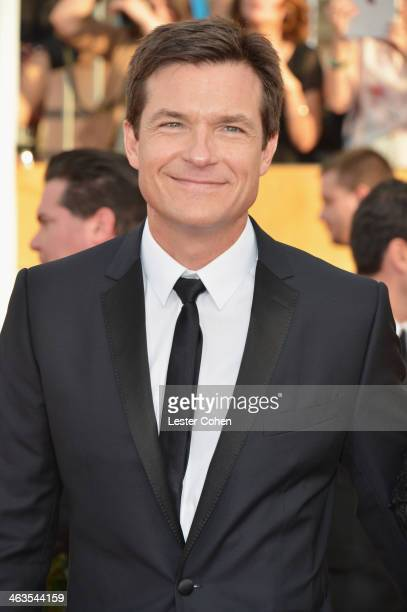 Actor Jason Bateman attends the 20th Annual Screen Actors Guild Awards at The Shrine Auditorium on January 18, 2014 in Los Angeles, California.