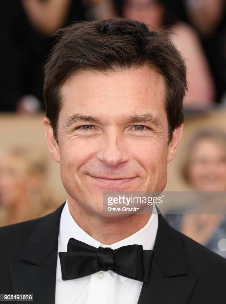 Actor Jason Bateman attends the 24th Annual Screen ActorsGuild Awards at The Shrine Auditorium on January 21 2018 in Los Angeles California